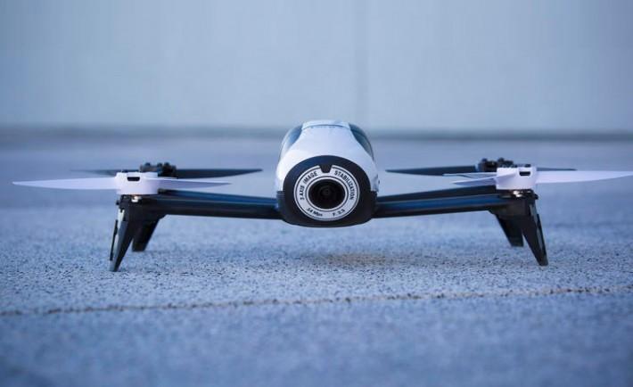 VIDEO : le nouveau drone de Parrot BEBOP 2 est sorti parrot