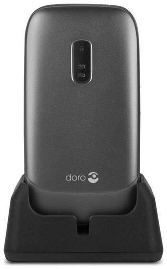 Doro 6030, un téléphone clapet visant le public senior photo-doro-60301