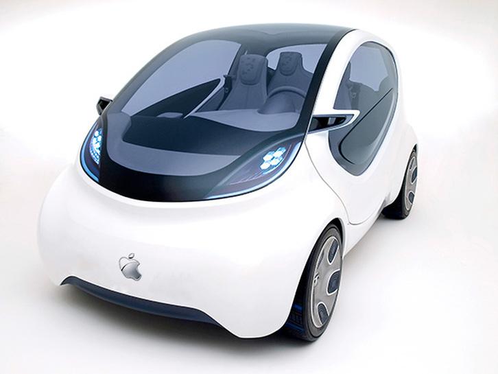 Samsung se lance sur le marché des voitures autonomes project-titan-apple