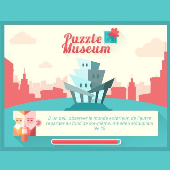 Découvrir l'art en jouant avec Puzzle Museum puzzle-museum
