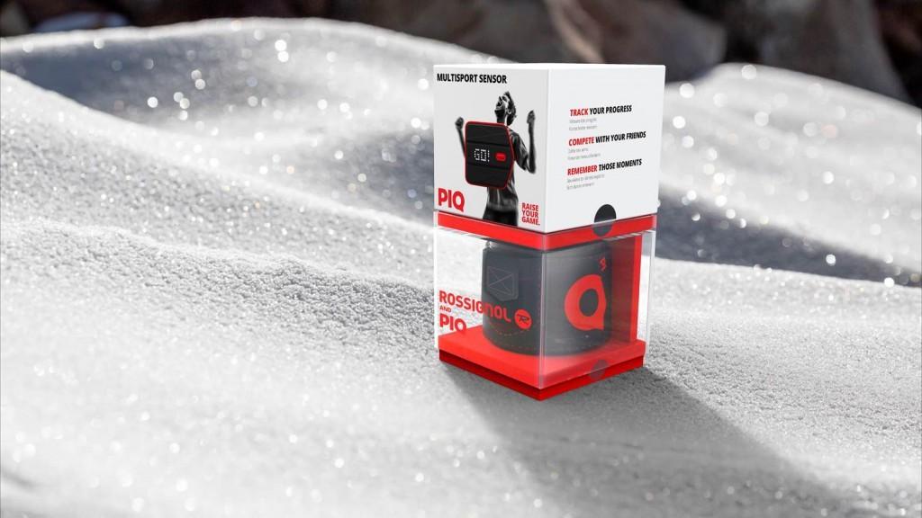 PIQ et Rossignol annoncent le premier capteur lié au ski ski-1024x576