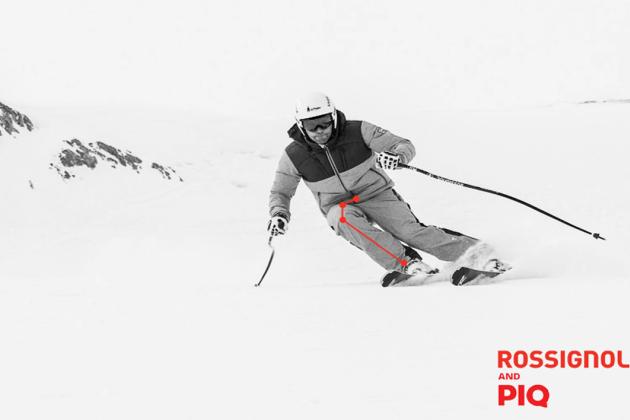 PIQ et Rossignol annoncent le premier capteur lié au ski ski2