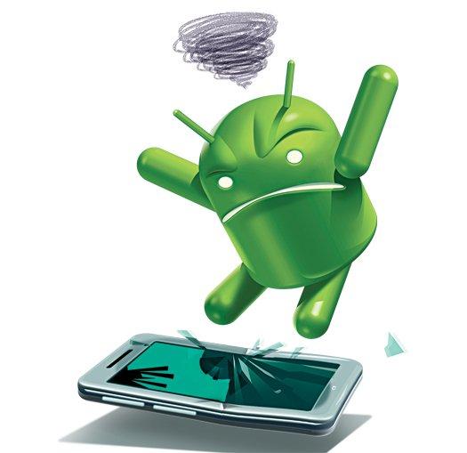 Faille dans Chrome : tous les smartphones Android sont piratables à distance slow-android