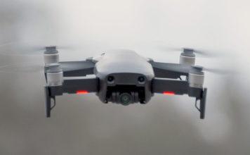 Test du drone mavic air.