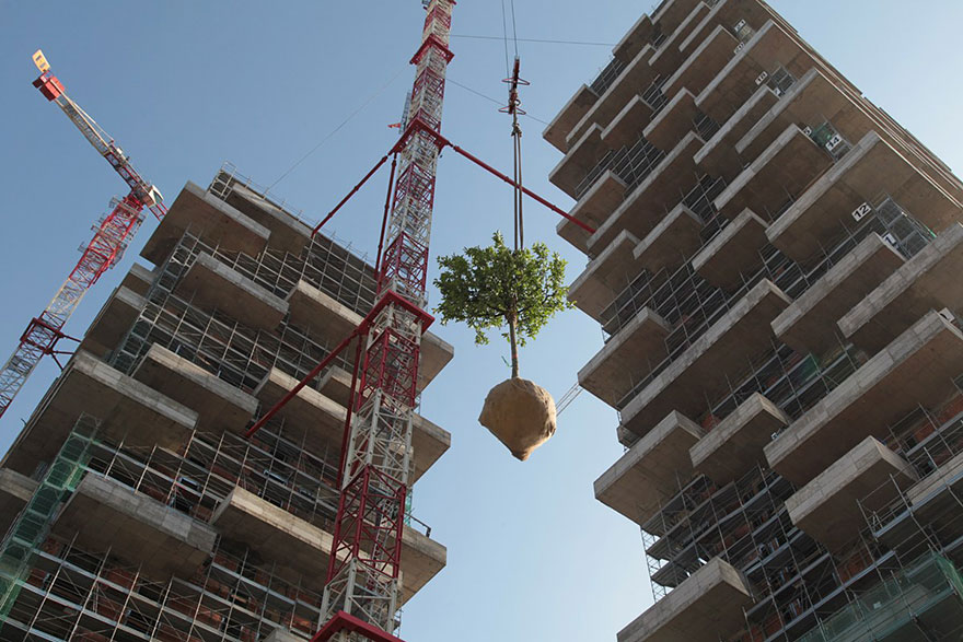 """Bientôt une """"tour verte"""" de 117 mètres de haut en Suisse tour-verte-stefano-boeri-3"""