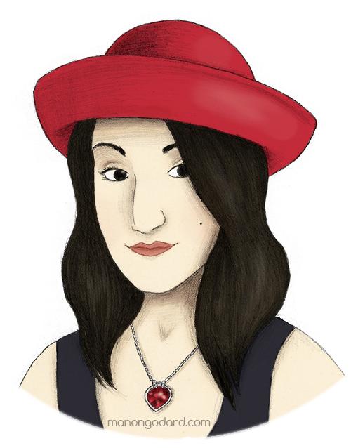 A la découverte de Manon Godard, une jeune illustratrice aux multiples talents univers-feminin-1