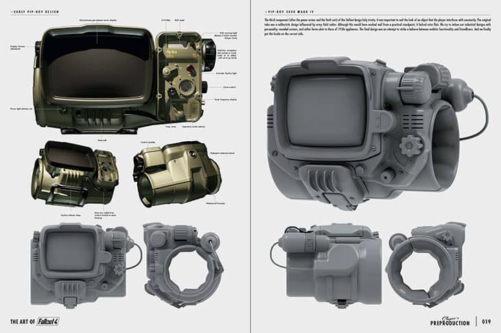Découvrez les superbes illustrations de Fallout 4 Fallout-4-1