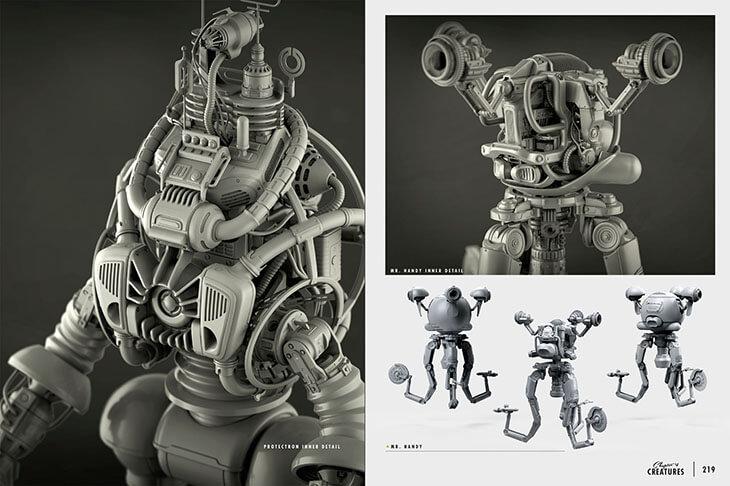 Découvrez les superbes illustrations de Fallout 4 Fallout-4-10