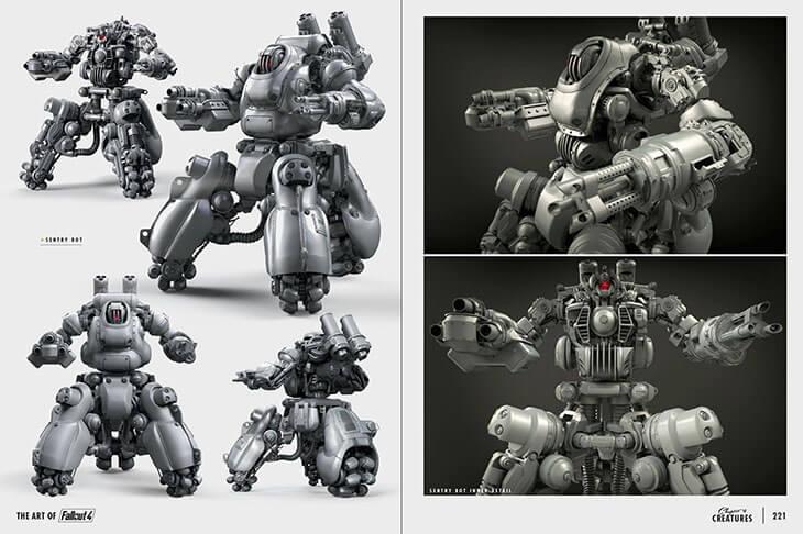 Découvrez les superbes illustrations de Fallout 4 Fallout-4-11