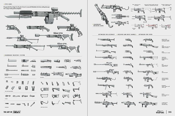 Découvrez les superbes illustrations de Fallout 4 Fallout-4-12