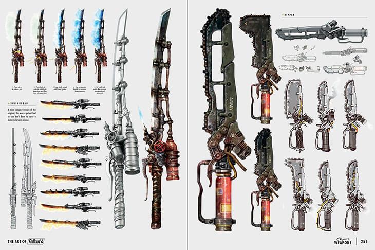 Découvrez les superbes illustrations de Fallout 4 Fallout-4-13