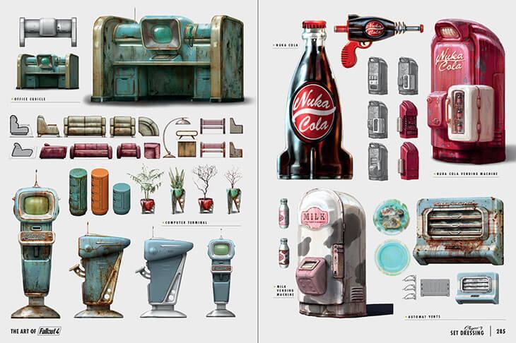 Découvrez les superbes illustrations de Fallout 4 Fallout-4-15