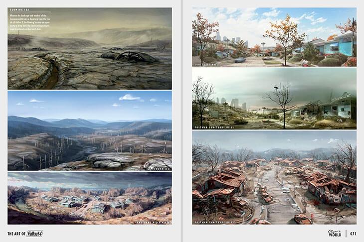 Découvrez les superbes illustrations de Fallout 4 Fallout-4-2