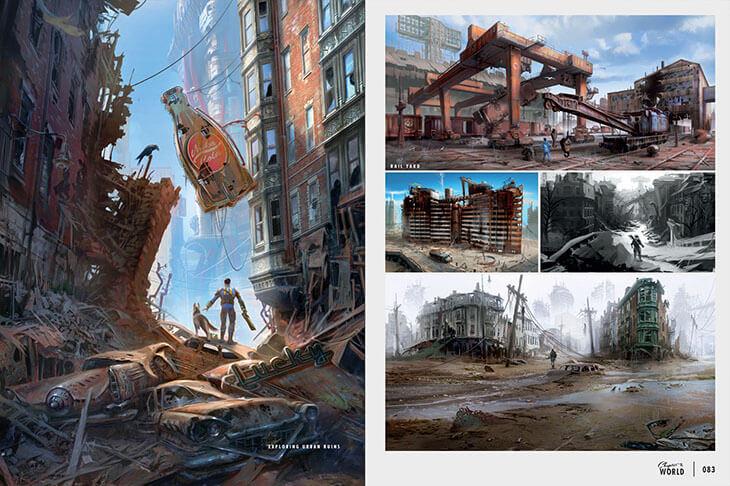 Découvrez les superbes illustrations de Fallout 4 Fallout-4-3
