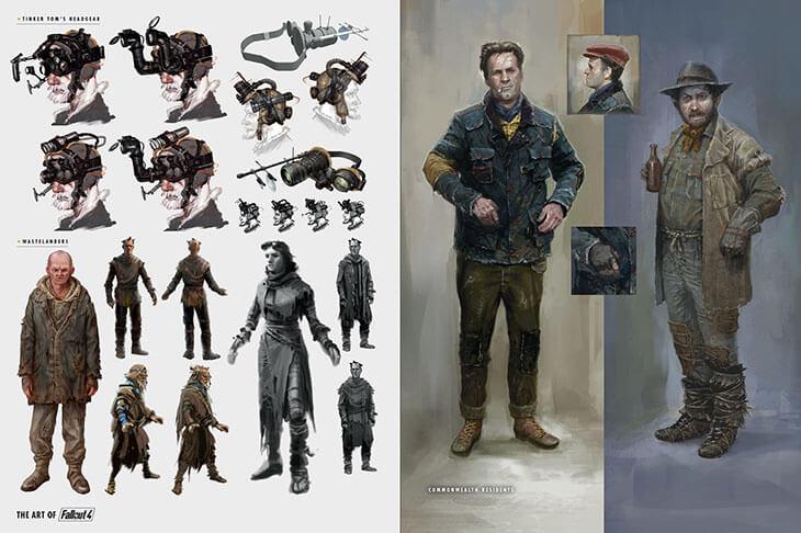 Découvrez les superbes illustrations de Fallout 4 Fallout-4-6