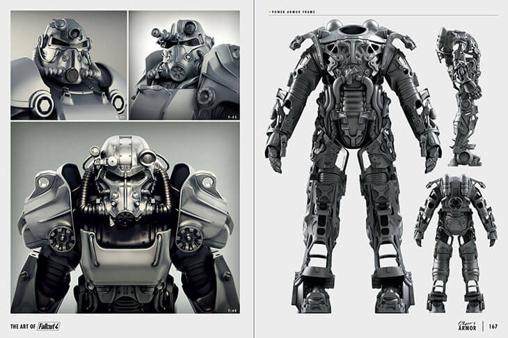 Découvrez les superbes illustrations de Fallout 4 Fallout-4-7