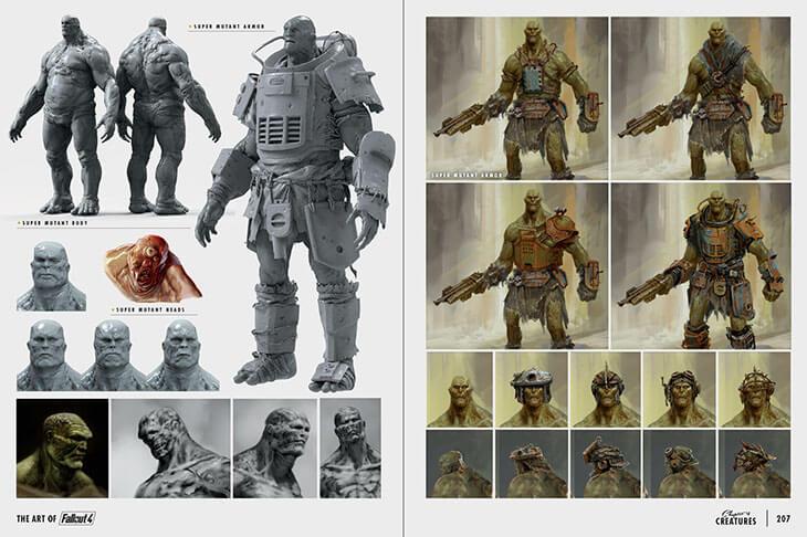 Découvrez les superbes illustrations de Fallout 4 Fallout-4-9