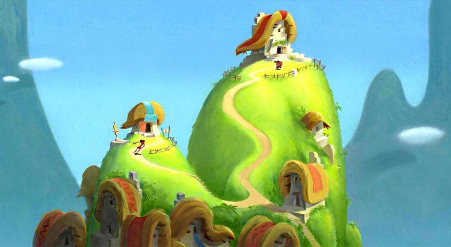 18 destinations réelles qui ont inspiré les dessinateurs des studios Disney destinations-reelles-monde-disney-11