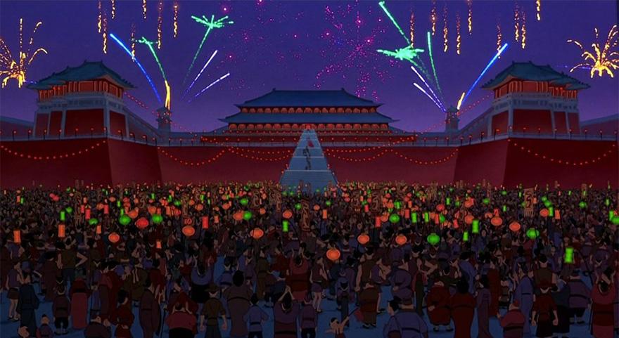 18 destinations réelles qui ont inspiré les dessinateurs des studios Disney destinations-reelles-monde-disney-13