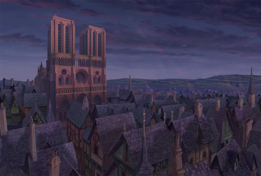 18 destinations réelles qui ont inspiré les dessinateurs des studios Disney destinations-reelles-monde-disney-15