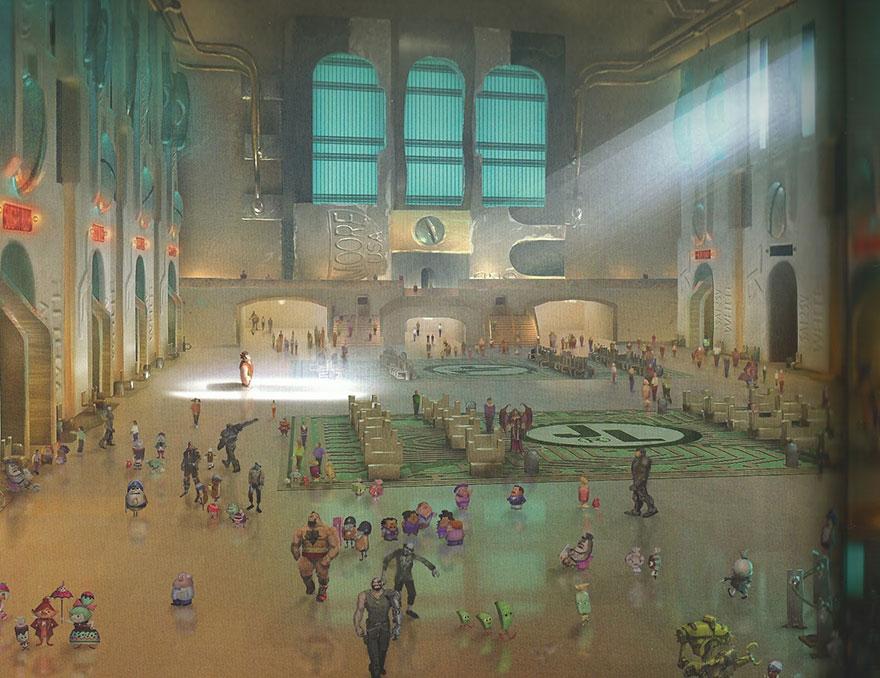 18 destinations réelles qui ont inspiré les dessinateurs des studios Disney destinations-reelles-monde-disney-19