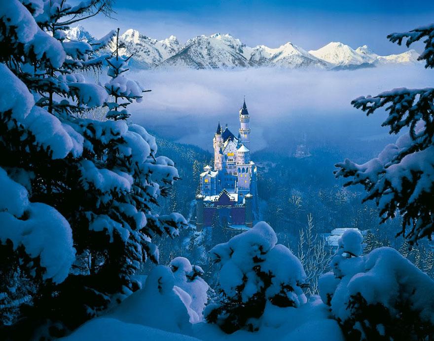 18 destinations réelles qui ont inspiré les dessinateurs des studios Disney destinations-reelles-monde-disney-2
