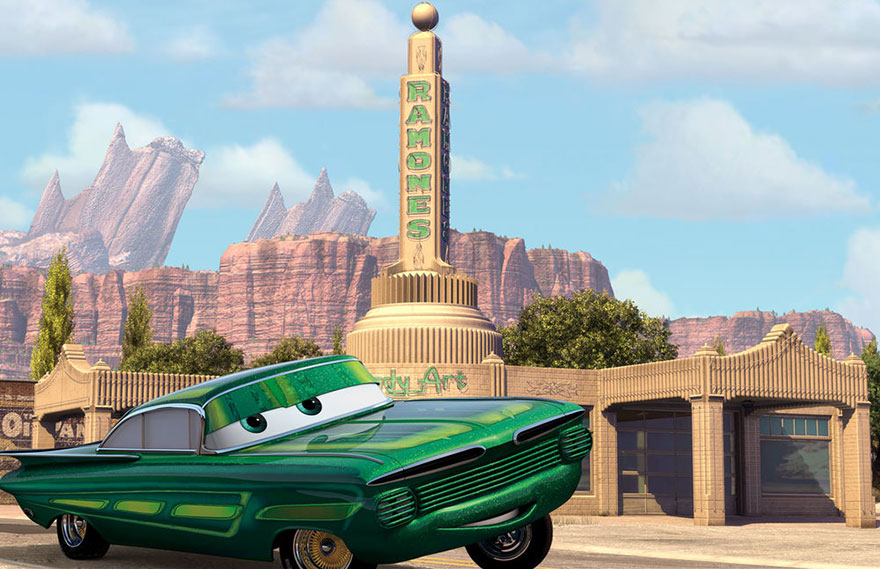 18 destinations réelles qui ont inspiré les dessinateurs des studios Disney destinations-reelles-monde-disney-29