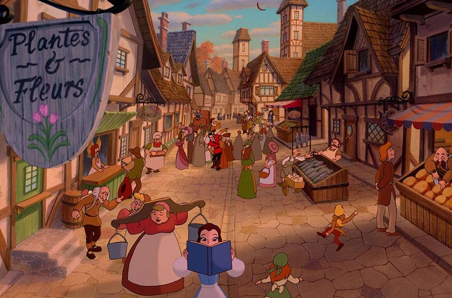 18 destinations réelles qui ont inspiré les dessinateurs des studios Disney destinations-reelles-monde-disney-3