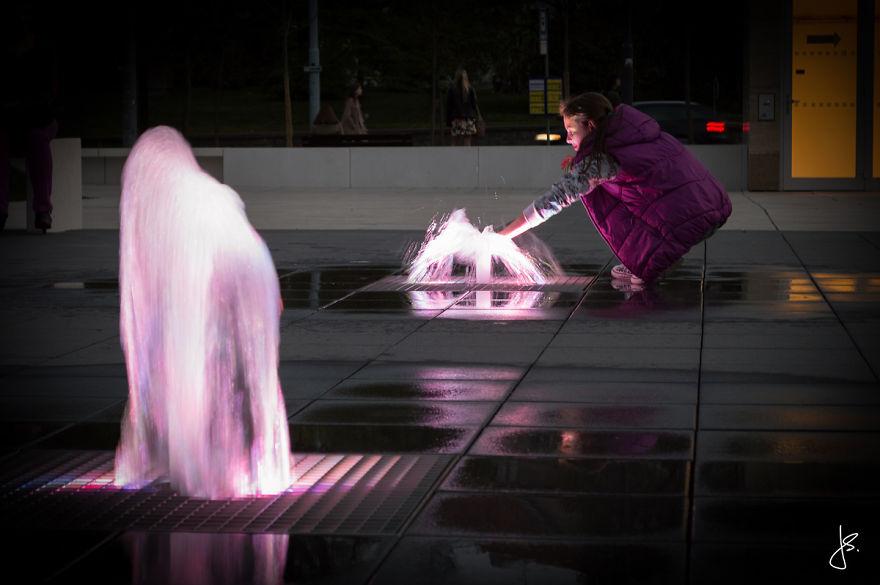 Cette incroyable fontaine multicolore se trouve en République Tchèque fontaine-brno-multicolore-1