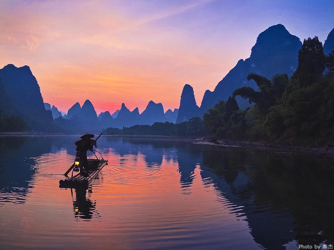 En voilà des raisons de vous rendre en Chine, et plus vite que ça ! guilin