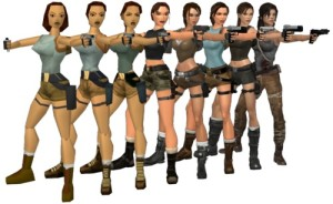 Rise of the Tomb Raider : enfin le trailer de lancement ! lara-croft-evolution-300x184